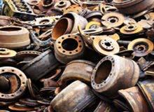 نشتري سكراب الحديد(خردة) وزن كميات كبيره