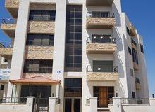 شقق للبيع في تلاع العلي - مقابل مستشفى الجامعة الاردنية -قرب مسجد طيبة واسواق السلطان -مساحة 150 م