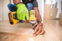 نحن نعمل على صيانة و تركيب الاثات المنزلي داخل طرابلس 0913702346