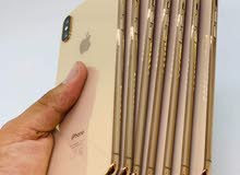 iPhone x  مساحه 256 جيجا اصدار امريكي