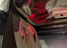 مرسيدس E300 كوبيه ماشي 29 ألف فل أوبشن ليمتد كراسي ديزاينو جلد بيج خاليه من الحو