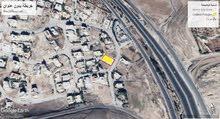 ارض للبيع طريق ضاحية الفاروق مساحه 620م على شارعين ثاني نمره عن شارع المطار بسعر مناسب