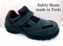أحذية سيفتي تركية