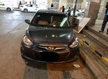 سيارة للبيع اكسنت موديل 2012  سعر البيع 15000 ريال