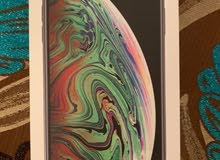 iPhone X's max 256G.   Dual Slm.  يعنى دبل شفره