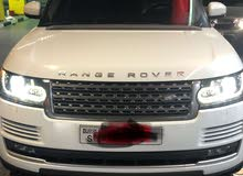 For sale Land Rover Range Rover HSE car in Dubai