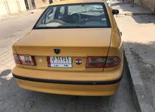 Iran Khodro Samand car is available for sale, the car is in Used condition
