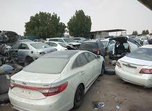 تشليح الدمام لبيع وشرا جميع السيارات المصدومه والسكراب بيع قطع غيار سيارات
