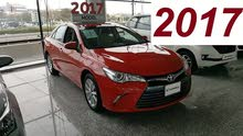 Per Month rental 2017AutomaticCamry is available for rent