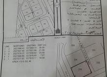 قطعة ارض للبيع في مخطط الشريعه 9