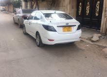 سيارة اكسنت ماشاءالله نظيف كما في الصور سعرها4000 دولار