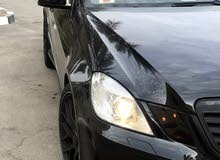 للبيع مرسـيدس E35O كــلاس full black رقم 1