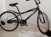 دراجه هوائيه استعمال خفيف ونضيفه