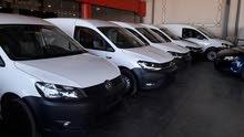 VW //  فولكس فاغن كادي 2014 // ديزل اقتصادي