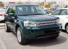 Used condition Land Rover Freelander 2012 with 110,000 - 119,999 km mileage