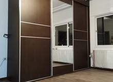 تفصيل خزائن حائط و غرف نوم