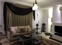 Third Floor  apartment for rent with 2 rooms - Amman city Khalda