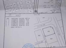 ارض سكنية من المالك في حميرا غرب المستشفى