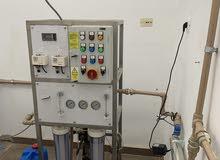 ماكينة تحلية مياه مستعملة