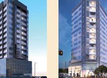 للبيع شقق جديدة مساحة 170 متر في الحد الجديدة