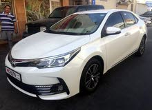 Urgent sale Toyota Corolla GLI Model 2018 Full insurance