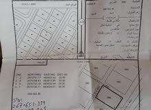 للبيع أرض سكنية الموقع (المرفع 308)ولاية صحم