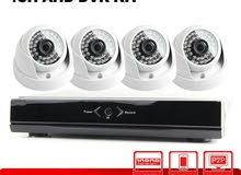 اقوى عروض انظمة كاميرات المراقبة والحماية وصوتيات كاش واقساط