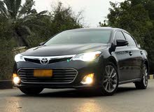 Blue Toyota Avalon 2014 for sale