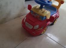 سيارة اطفال مستعملة