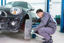 مطلوب حداد سيارات ذو خبرة للعمل في ورشة جاهزة