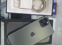 ايفون 11 pro 64 GBمستخدم ضمان شركة ماستر