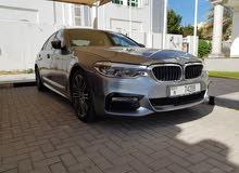 BMW 530i موديل 2017