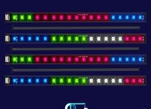 إضاءة للصندوق الحاسوب ---PC Case light bar RGB
