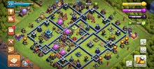 Clash of clans Max th13