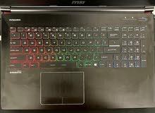 Gaming laptop msi TB HDD 2