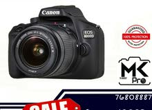 canon 4000d Brand new  with 18-55