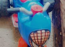 دراجه بدل الكلب