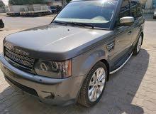2008 Range Rover Sport,