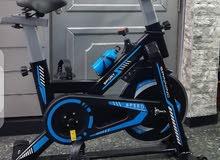 الدراجة الرياضية المميزه للسرعات العالية وللاوزان الثقيله