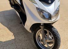 دراجة ماجستي 250 نظيفة للبيع YAMAHA Majesty