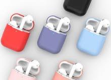 iPhone airpods +cover عرض خاص