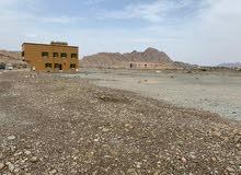 اراضي تجاريه ارضى و 2 في مصفوت علي  شارع غلفا العام QWR