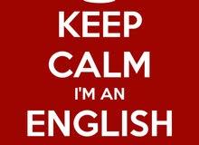 English teacher ( English, Science, Math)