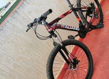 italiano bike noir
