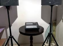 Denon DJ set with Beta3 speakers (for rent)