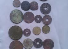نقود تونسية قديمة