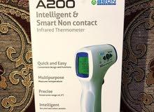 ترمومتر قياس الحرارة A200