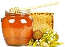 عسل طبيعي ربيعي