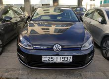 Used Volkswagen E-Golf for sale in Amman