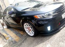 Automatic Black Kia 2010 for sale